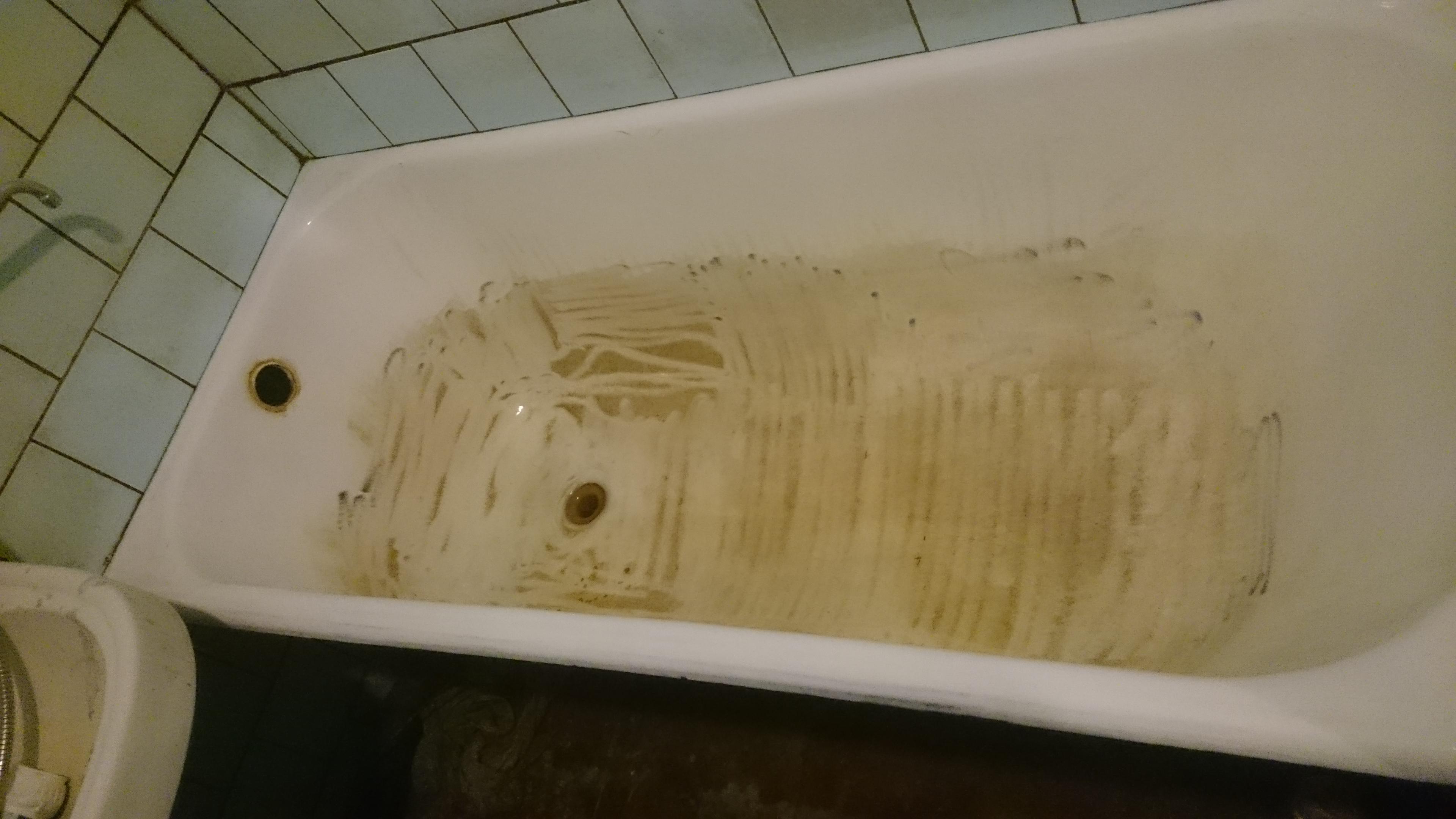 Ванна на ул. Александровской фермы