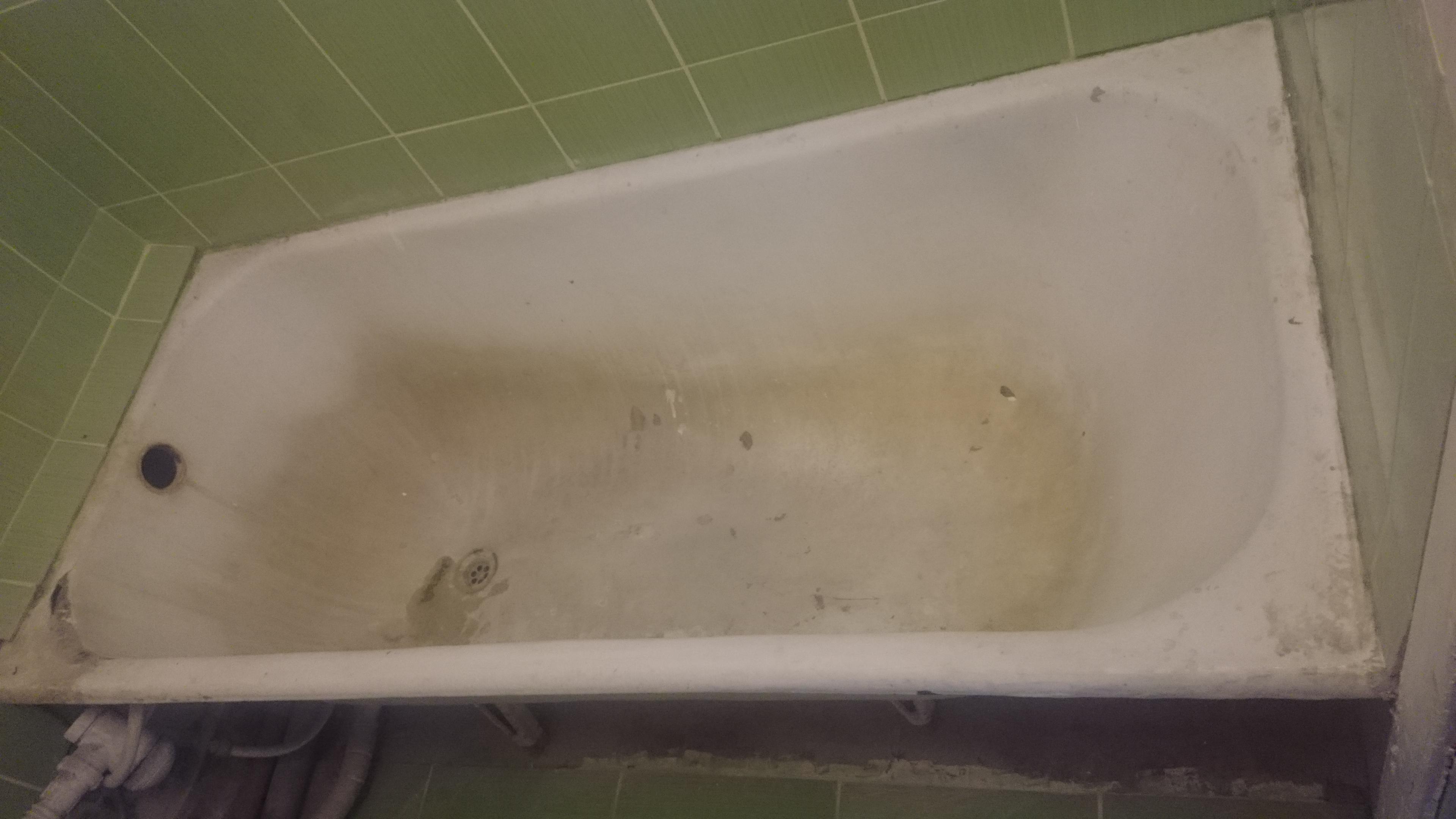Ванна на ул. Бабушкина