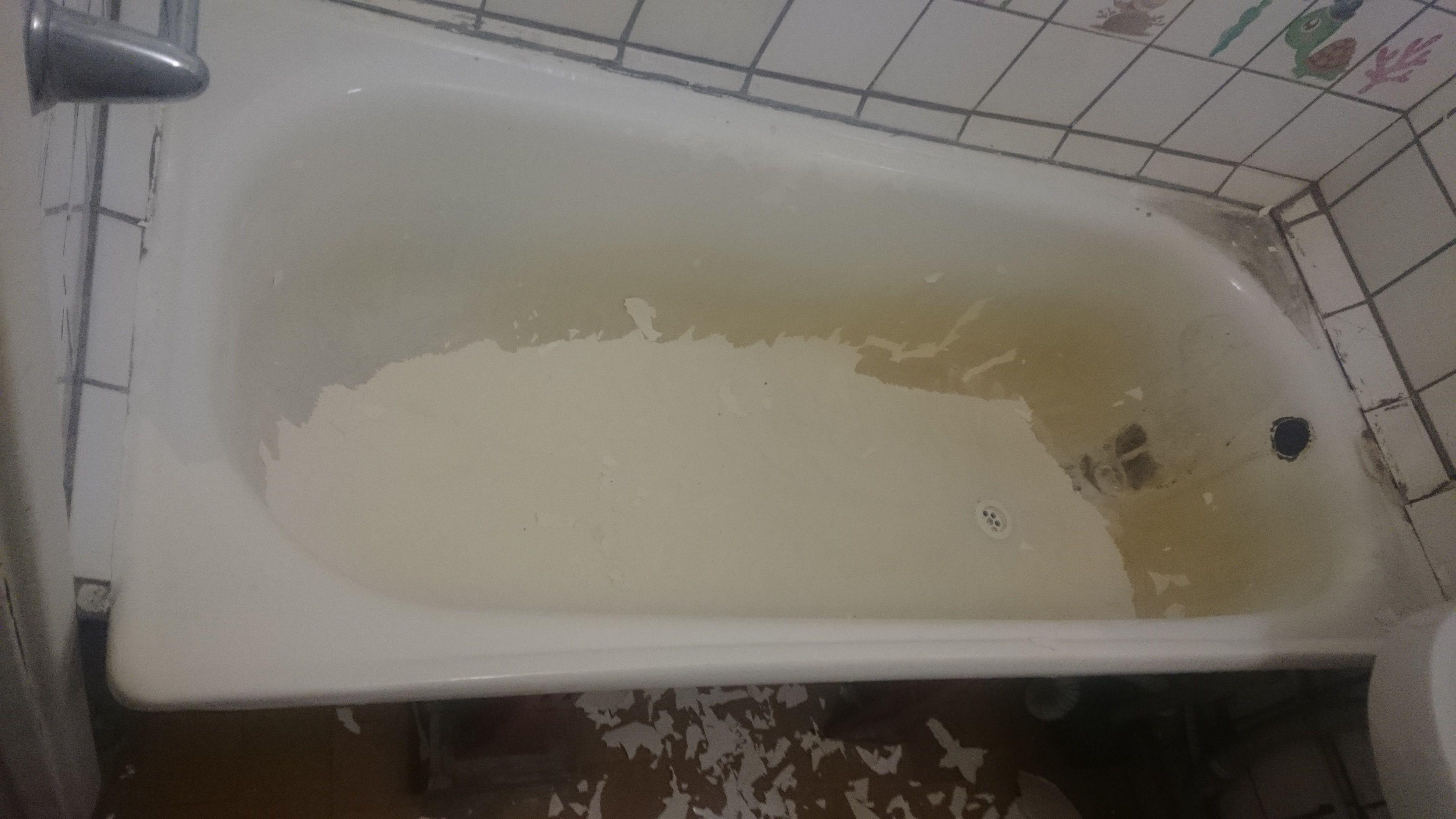 Ванна в Новодевяткино