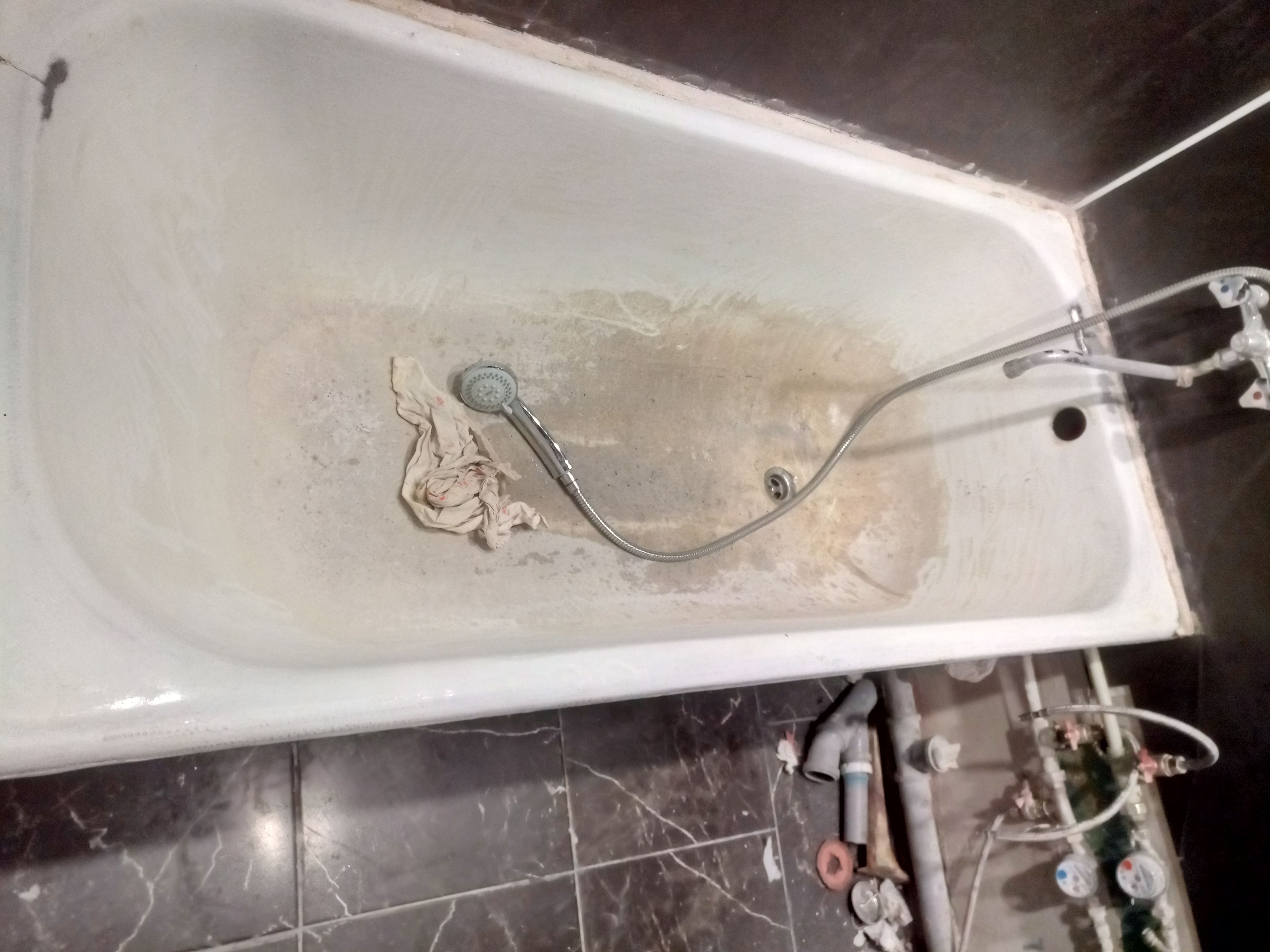 Ванна на ул. Жака Дюкло