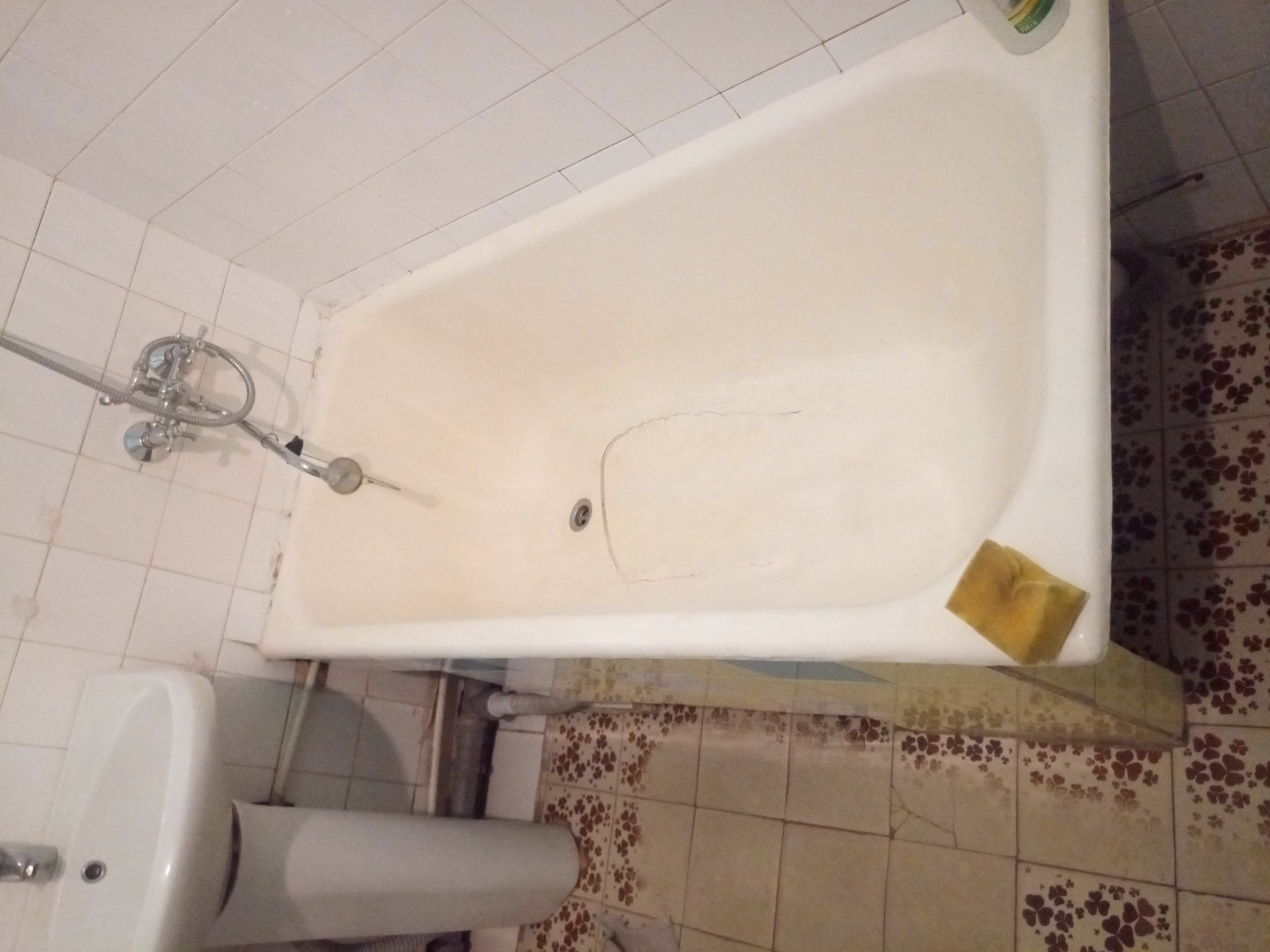Ванна на пр. Просвещения