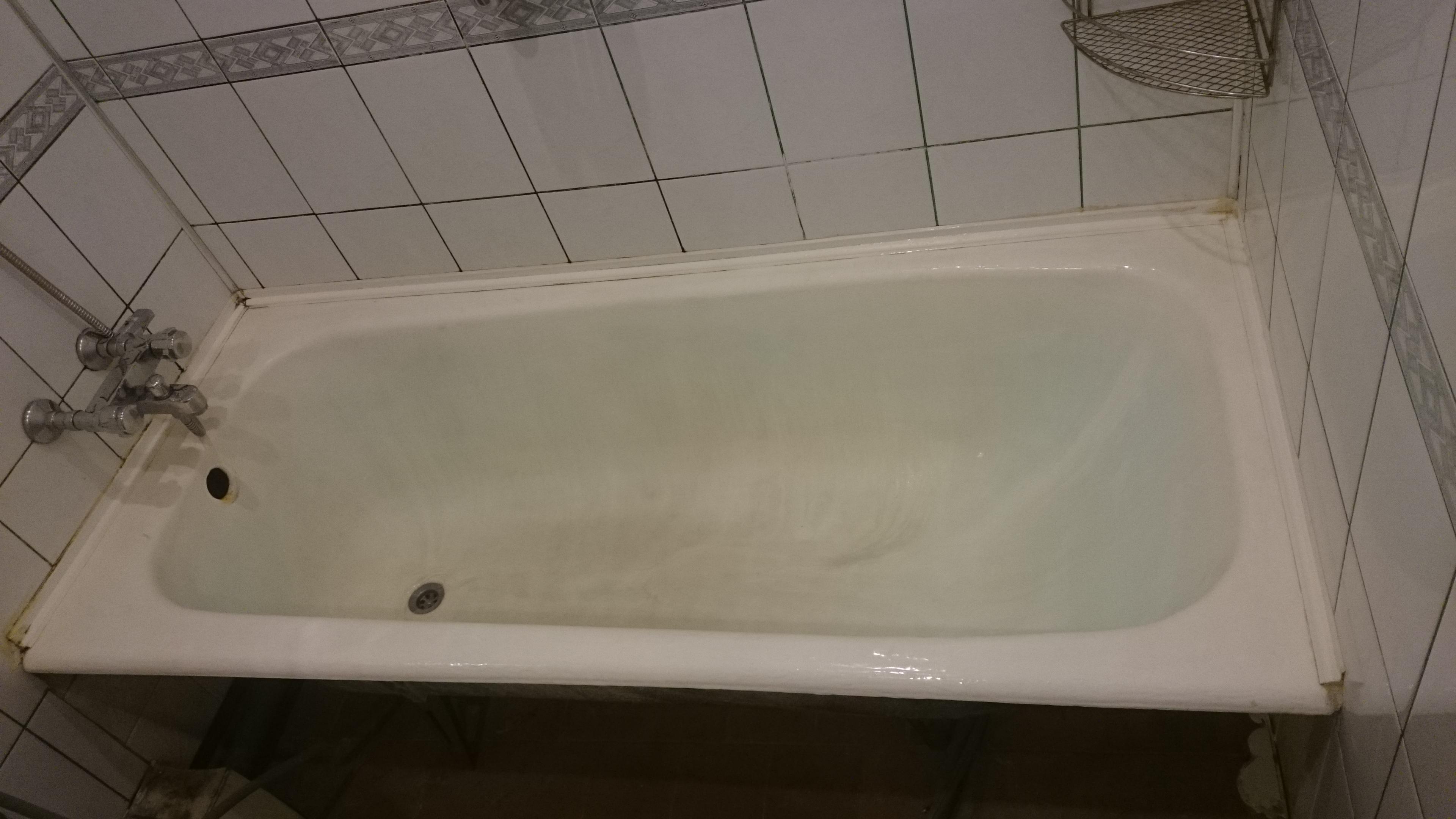 Ванна на Боровой