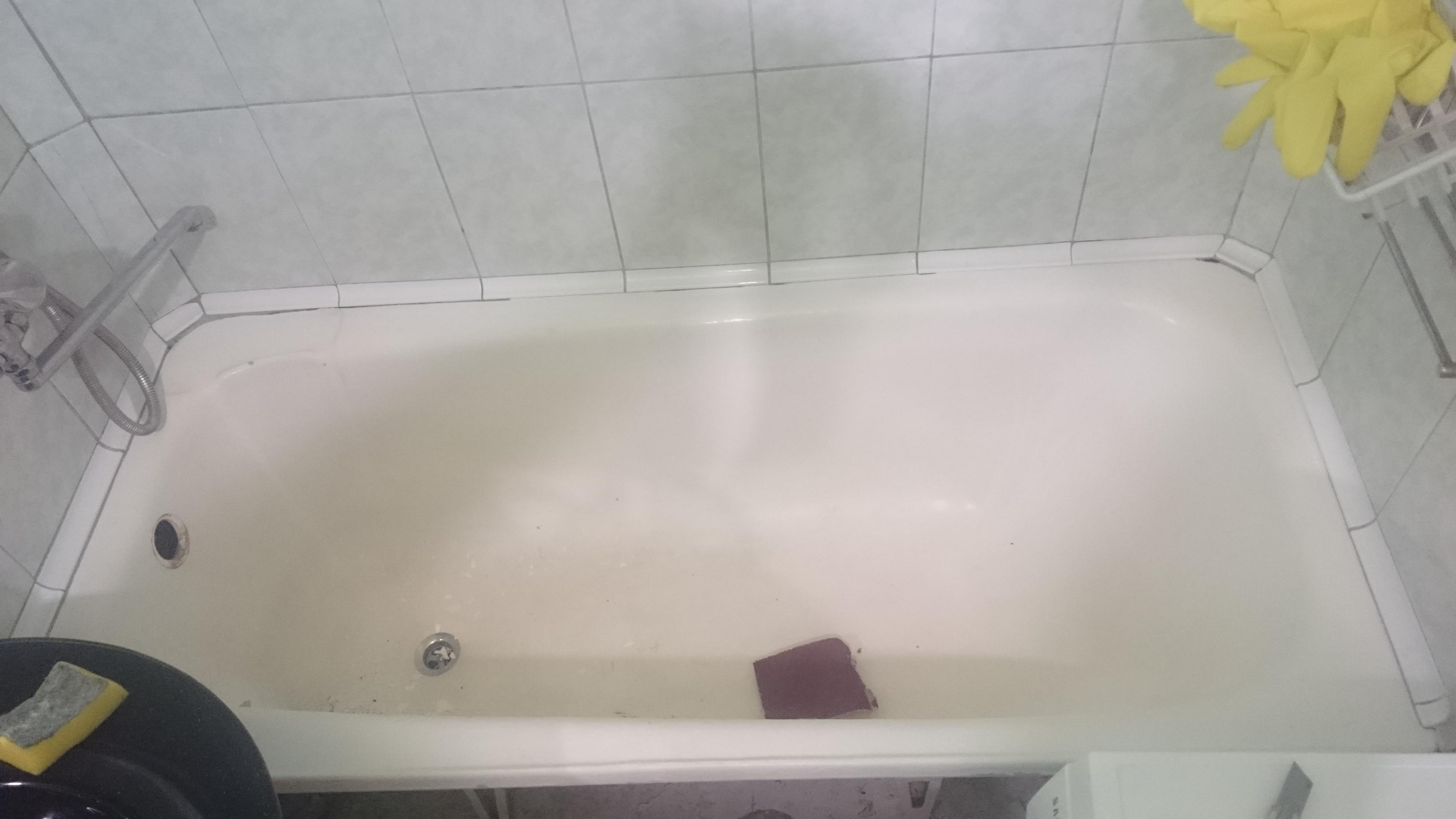 Ванна на Наличной ул.