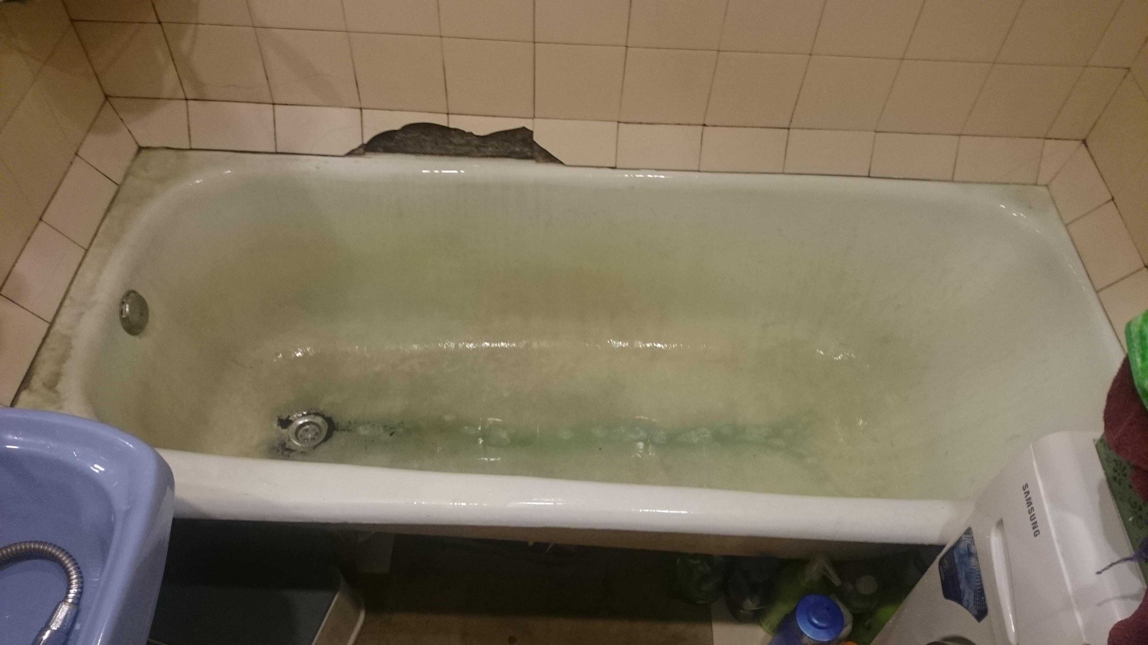 Ванна на Выборгском ш.