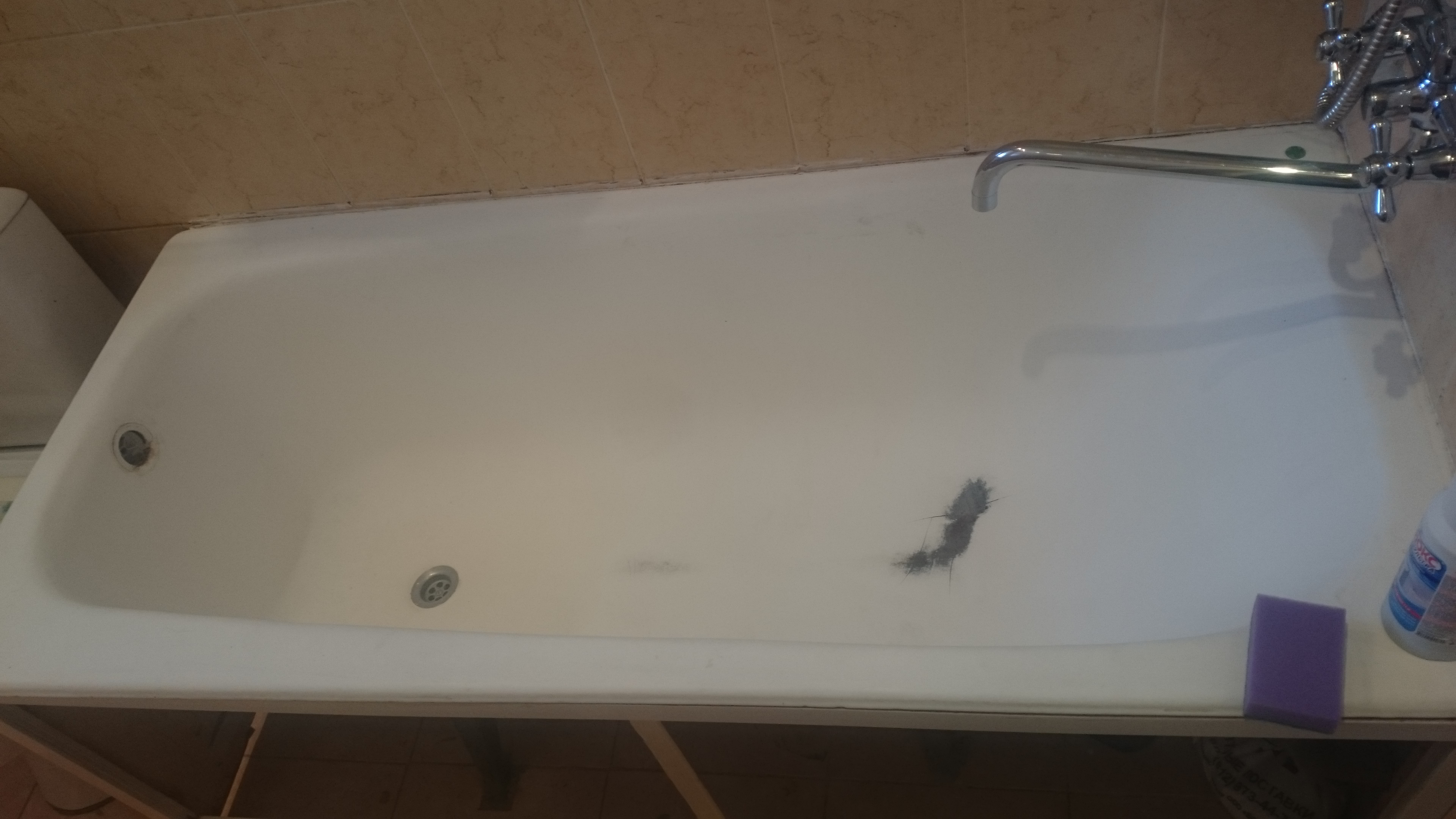 Ванна на 1 Линии ВО